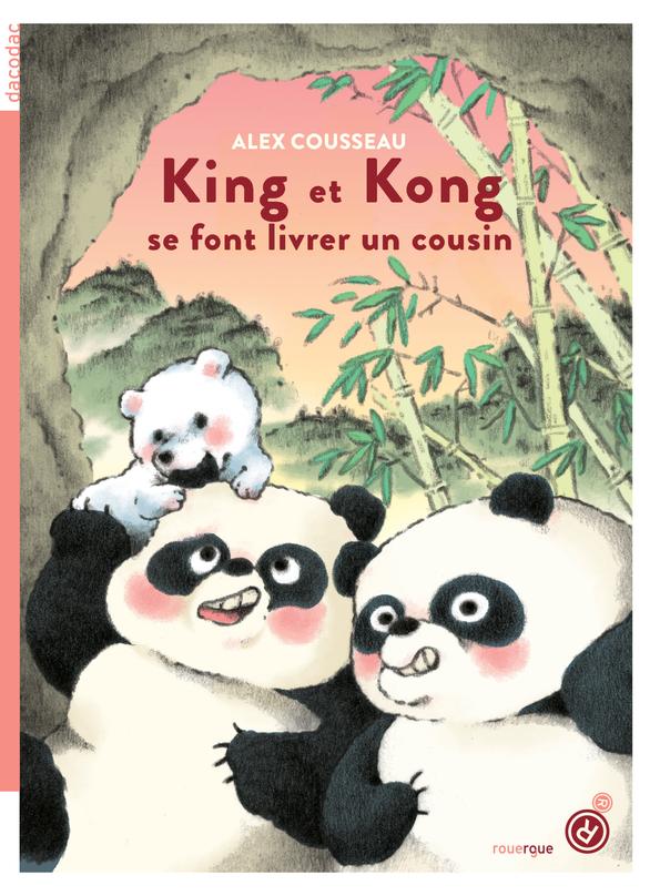 King et Kong se font livrer un cousin