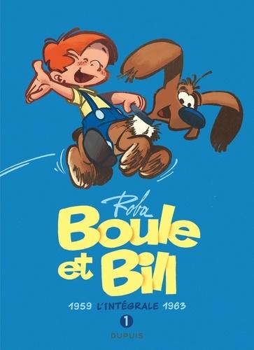 Boule et Bill: l'intégrale, t.1. 1959-1963