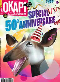 Couverture : Okapi n° 1141, 1er octobre 2021