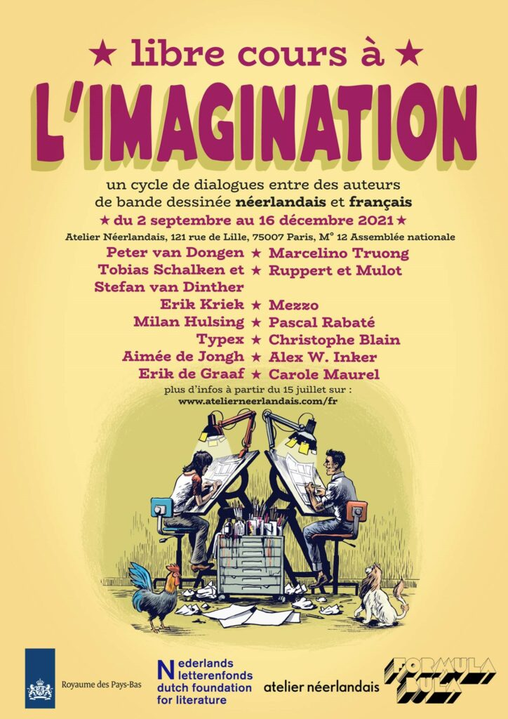"""Cycle """" Libre cours à l'imagination"""""""